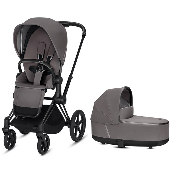 Cybex Priam duovagn Manhattan Grey Plus