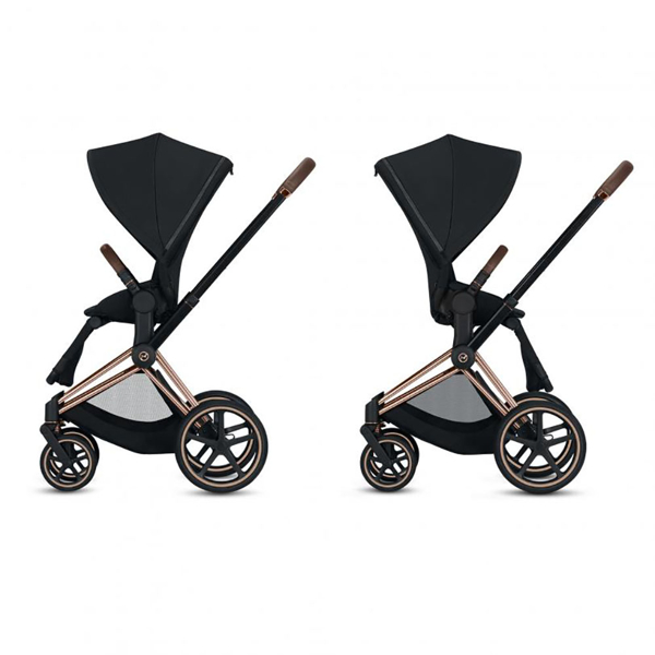 Cybex e-Priam sittvagn Soho Grey