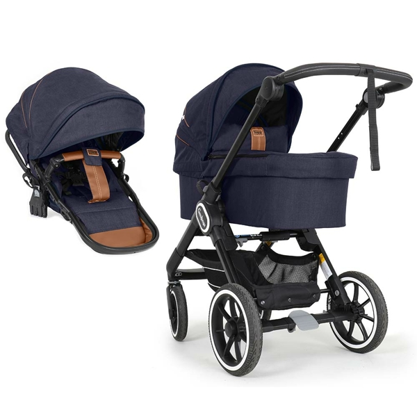 Emmaljunga NXT90 2in1 barnvagn Outdoor Navy