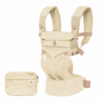 Ergobaby Bärsele Omni 360 Cool Air Mesh Natural Weave