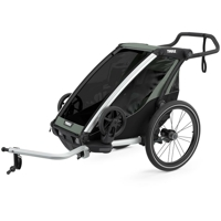 Thule Chariot Lite 1 Alu/Agave