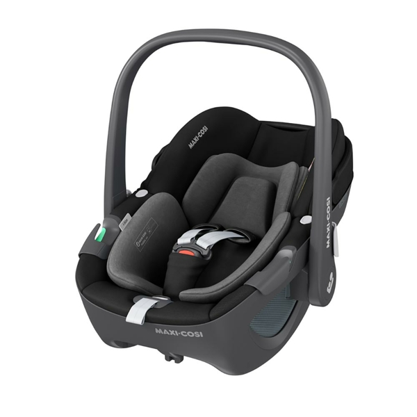 Maxi-Cosi babyskydd Pebble 360 i-Size Essential Black