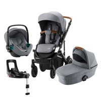 Britax Smile 3 inkl Baby-Safe 3 & Isofix bas